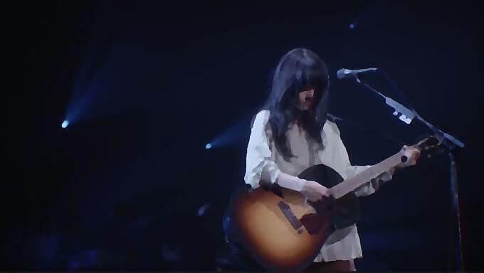 あいみょんの横浜アリーナライブイメージ