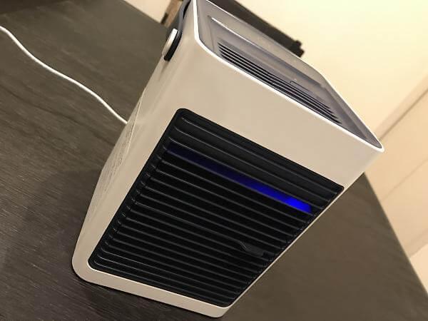 KLOUDICの冷風機本体